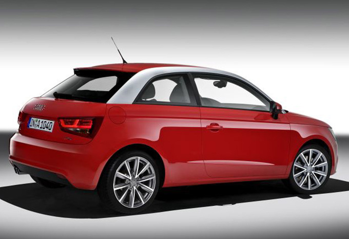 prijs audi a1 1 6 tdi 105 s line 2010 autogids. Black Bedroom Furniture Sets. Home Design Ideas