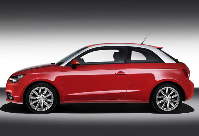 audi a1 1 6 tdi 105 ambition 2010 prix moniteur automobile. Black Bedroom Furniture Sets. Home Design Ideas