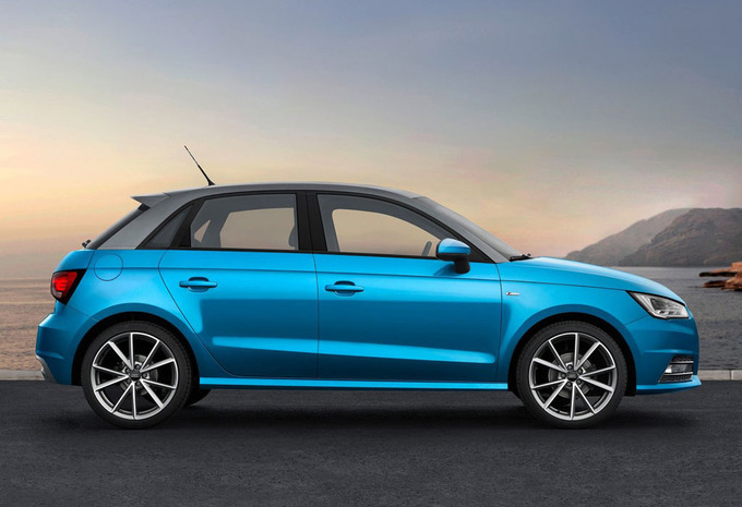 prijs audi a1 sportback 1 0 tfsi ultra 60kw s line 2016 autogids. Black Bedroom Furniture Sets. Home Design Ideas