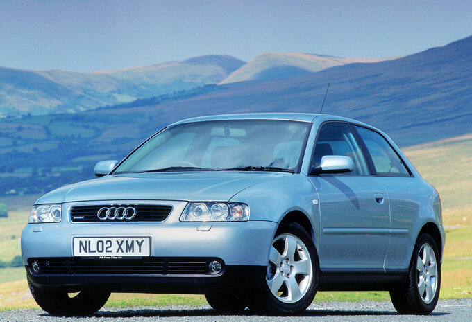 audi a3 sportback 1 9 tdi quattro ambition 96kw 2000. Black Bedroom Furniture Sets. Home Design Ideas