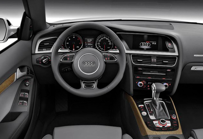 sp cifications techniques audi a5 cabriolet 2 7 v6 tdi 163 2009 moniteur automobile. Black Bedroom Furniture Sets. Home Design Ideas