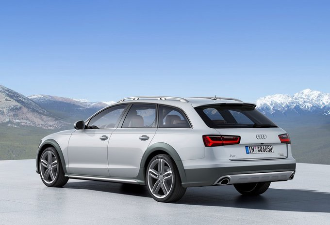 audi a6 allroad quattro 3 0 tdi 160kw s tronic quattro. Black Bedroom Furniture Sets. Home Design Ideas