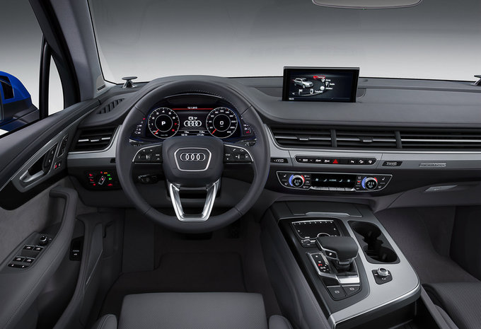 audi q7 3 0 tfsi 245kw tiptr quattro 2016 prix moniteur automobile. Black Bedroom Furniture Sets. Home Design Ideas