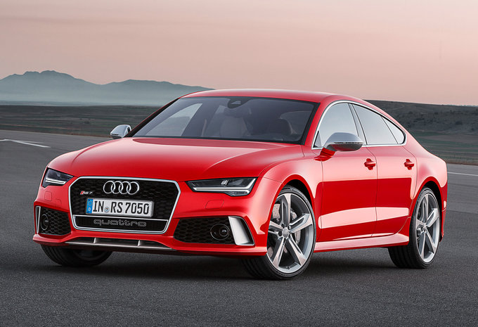 audi rs7 sportback 4 0 tfsi 445kw tiptr perform quattro 2016 prix moniteur automobile. Black Bedroom Furniture Sets. Home Design Ideas