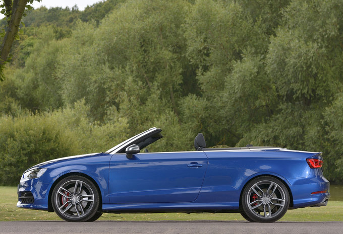 audi s3 cabriolet 2 0 tfsi 228kw s tronic quattro 2017. Black Bedroom Furniture Sets. Home Design Ideas