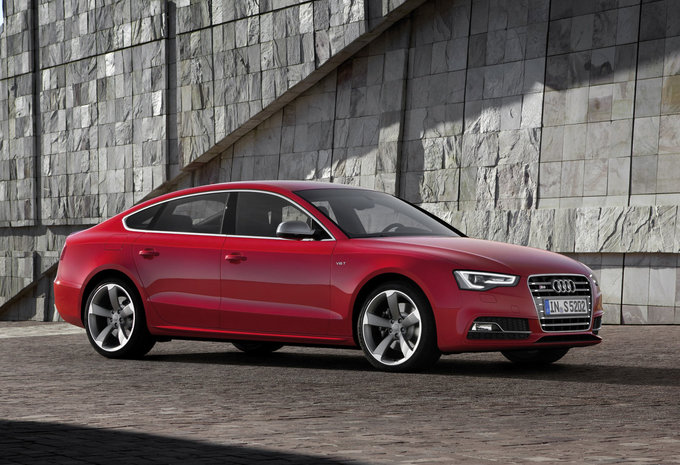 prijs audi s5 sportback 3 0 tfsi 260kw tiptronic quattro 2017 autogids. Black Bedroom Furniture Sets. Home Design Ideas