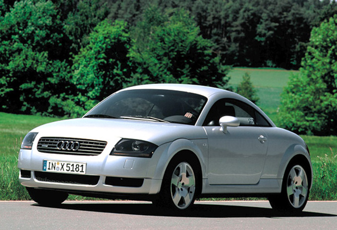 audi tt coup 1 8t 180 attraction 1998 prix moniteur automobile. Black Bedroom Furniture Sets. Home Design Ideas