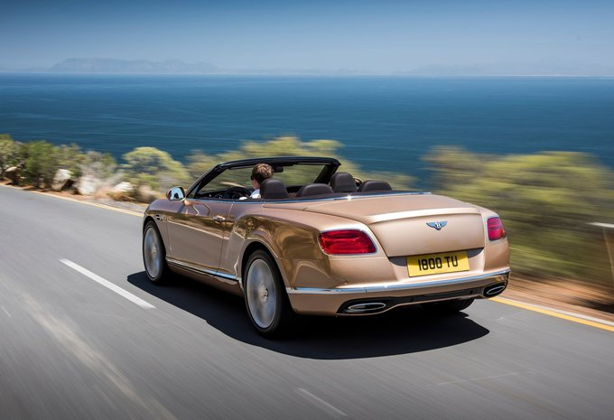 bentley continental gt cabrio 4 0 4x4 aut 2017 prix moniteur automobile. Black Bedroom Furniture Sets. Home Design Ideas
