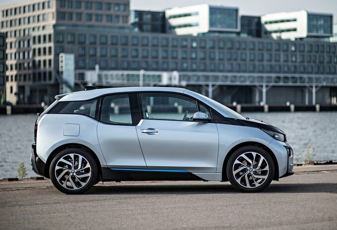 prijs bmw i3 i3 advanced 2017 autogids. Black Bedroom Furniture Sets. Home Design Ideas