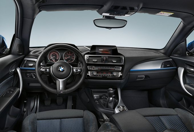 bmw s rie 1 hatch 5p ha 116d 85 kw prix moniteur automobile. Black Bedroom Furniture Sets. Home Design Ideas
