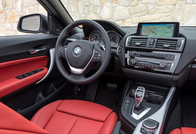 bmw s rie 2 cabrio 218i 100 kw 2017 prix moniteur. Black Bedroom Furniture Sets. Home Design Ideas