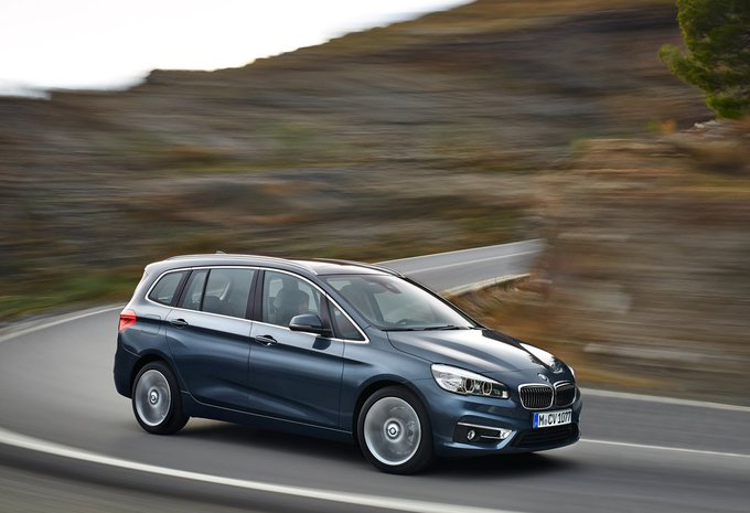 prijs bmw 2 reeks gran tourer 5d mm 216d 85kw autogids. Black Bedroom Furniture Sets. Home Design Ideas