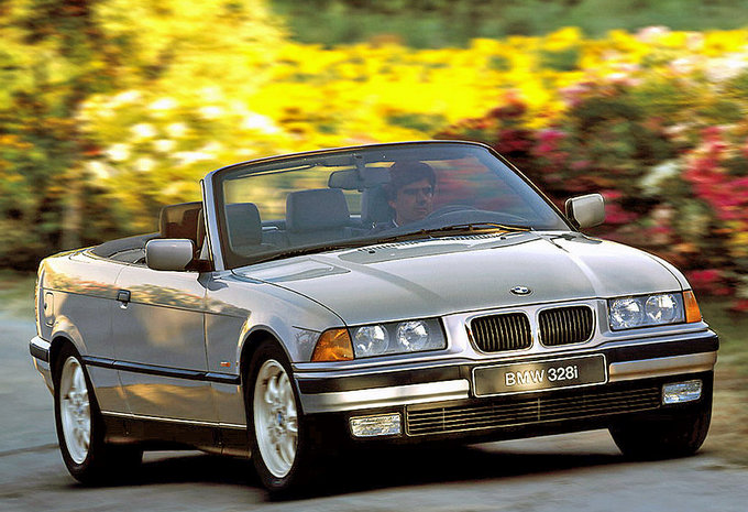 bmw s rie 3 cabrio m3 1993 prix moniteur automobile. Black Bedroom Furniture Sets. Home Design Ideas