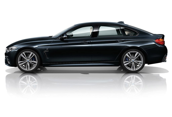 prijs bmw 4 reeks gran coup 418d 143 2014 autogids. Black Bedroom Furniture Sets. Home Design Ideas