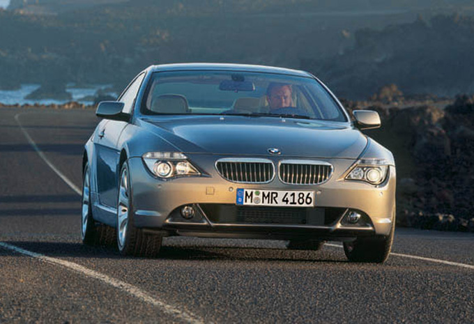 prijs bmw 6 reeks coup 650i 2004 autogids. Black Bedroom Furniture Sets. Home Design Ideas
