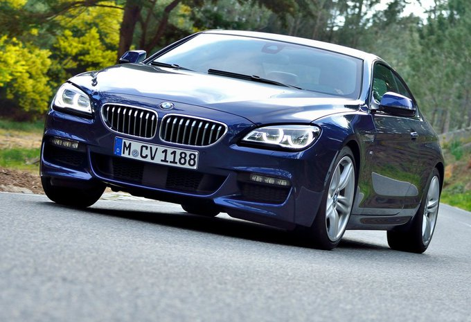 bmw s rie 6 coupe 2p co 650i 330kw prix moniteur automobile. Black Bedroom Furniture Sets. Home Design Ideas