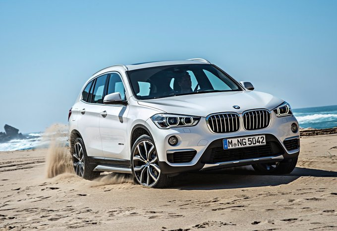 bmw x1 xdrive20i 141 kw 2017 prix moniteur automobile. Black Bedroom Furniture Sets. Home Design Ideas