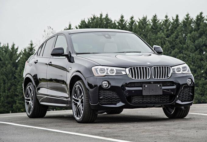 BMW X4 xDrive20d (140 kW) (2017) prix - Moniteur Automobile