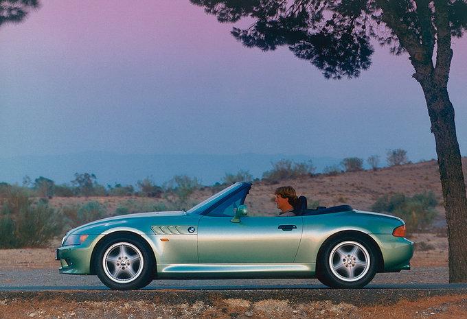 bmw z3 roadster m 1996 prix moniteur automobile. Black Bedroom Furniture Sets. Home Design Ideas