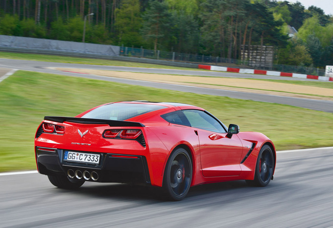 chevrolet corvette c7 2014 prix moniteur automobile