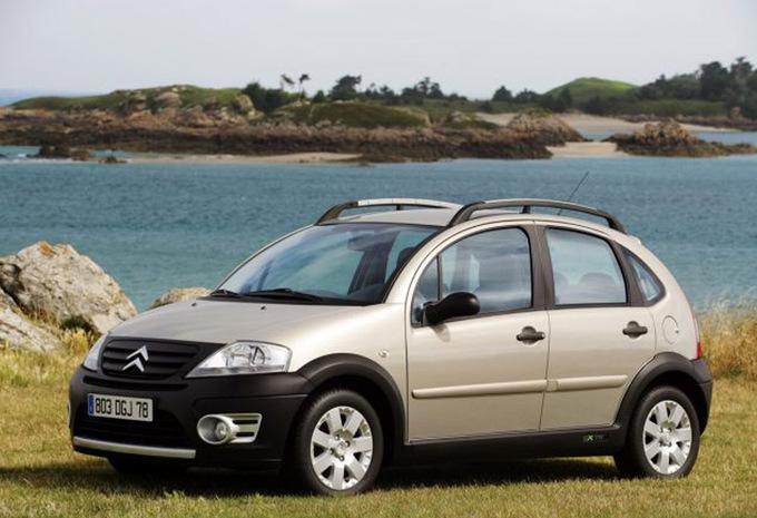 Prijs Citroën C3 Crossover 1.4 HDi 16v X-TR (2004) - AutoGids