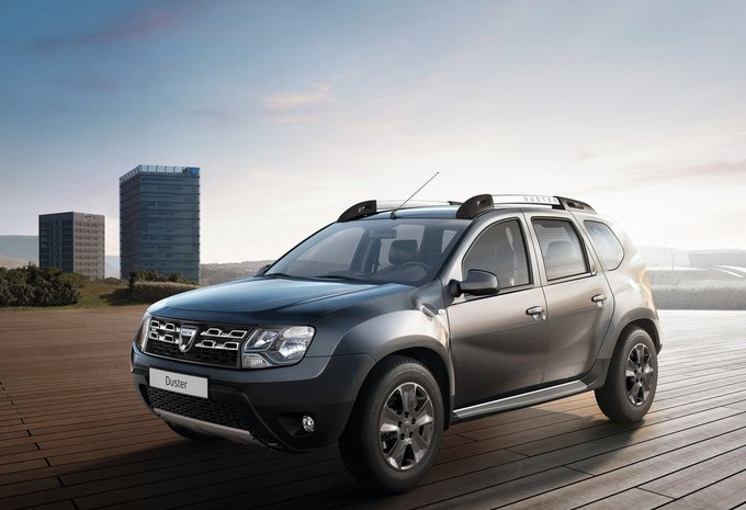 prijs dacia duster tce 125 4x2 black shadow 2017 autowereld. Black Bedroom Furniture Sets. Home Design Ideas