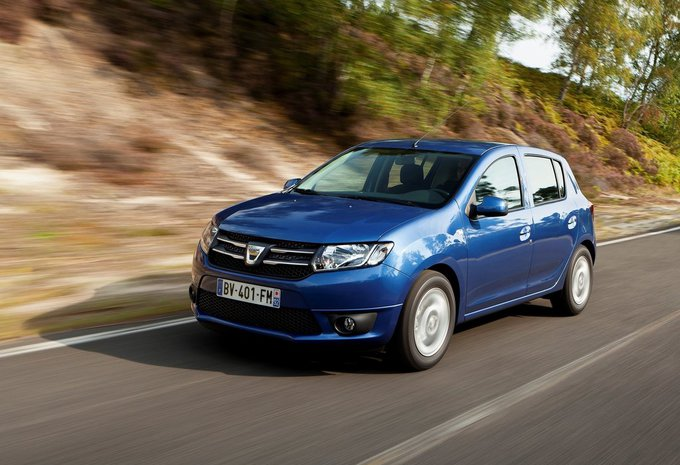 prijs dacia sandero 1 5 dci 75 ambiance 2017 autowereld. Black Bedroom Furniture Sets. Home Design Ideas