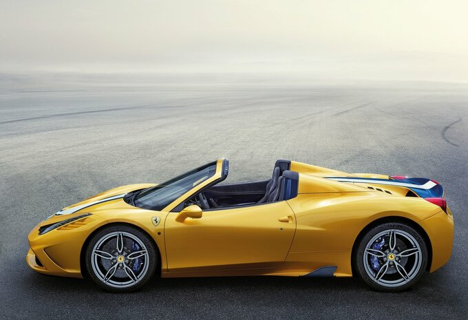 ferrari f 488 spider 488 spider 2016 prix moniteur automobile. Black Bedroom Furniture Sets. Home Design Ideas