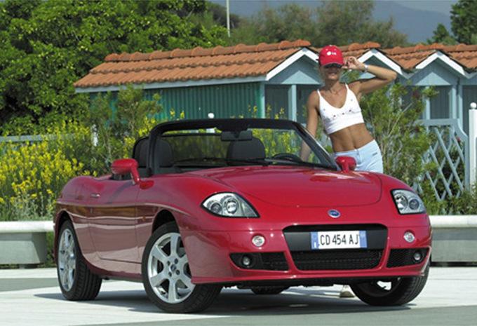 sp cifications techniques fiat barchetta 1 8 sergio tacchini 1995 moniteur automobile. Black Bedroom Furniture Sets. Home Design Ideas