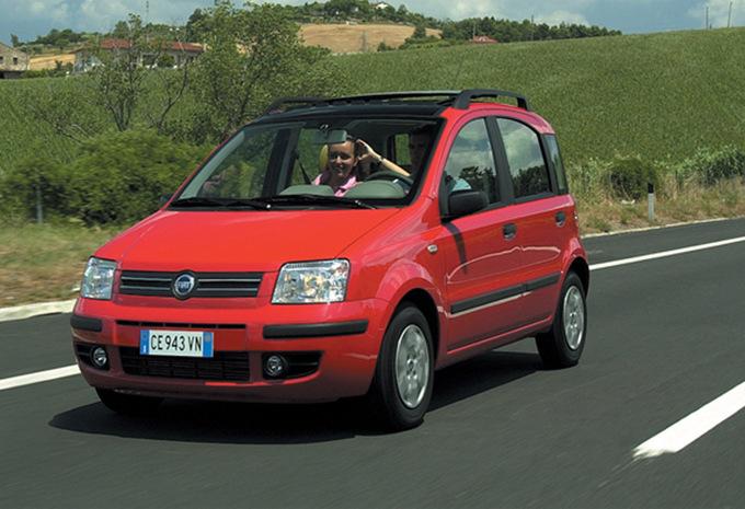 fiat panda 5p 100 hp 2003 prix moniteur automobile. Black Bedroom Furniture Sets. Home Design Ideas