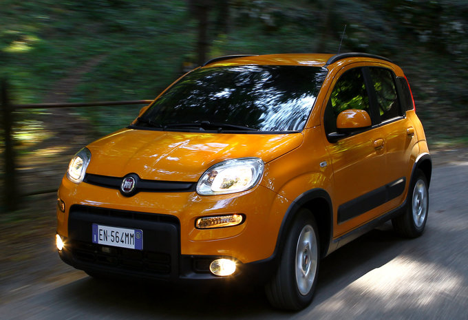 fiat panda 5p 1 3 multijet 16v 70kw cross 2017 prix. Black Bedroom Furniture Sets. Home Design Ideas