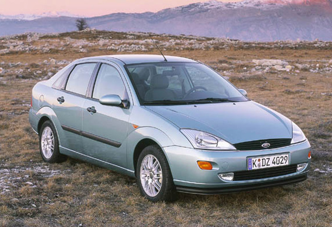 prijs ford focus 1 8 tdci 115 ghia 1998 autogids. Black Bedroom Furniture Sets. Home Design Ideas