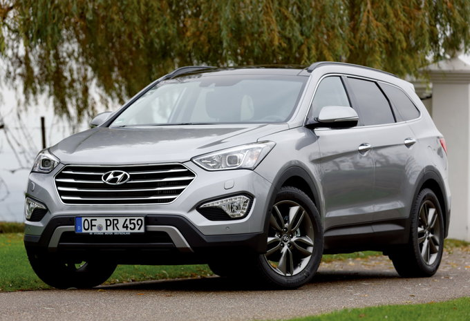 prijs hyundai grand santa fe 2 2 crdi 4x4 aut executive. Black Bedroom Furniture Sets. Home Design Ideas