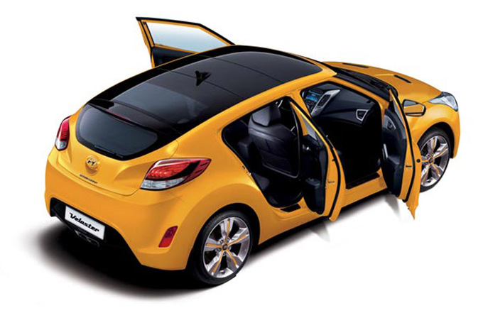hyundai veloster 3p 1 6 t style 2011 prix moniteur automobile. Black Bedroom Furniture Sets. Home Design Ideas