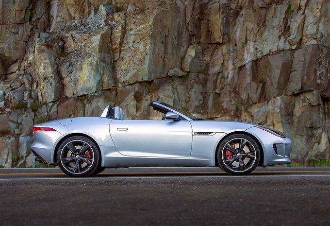 jaguar f type 3 0 v6 340 2013 prix moniteur automobile. Black Bedroom Furniture Sets. Home Design Ideas