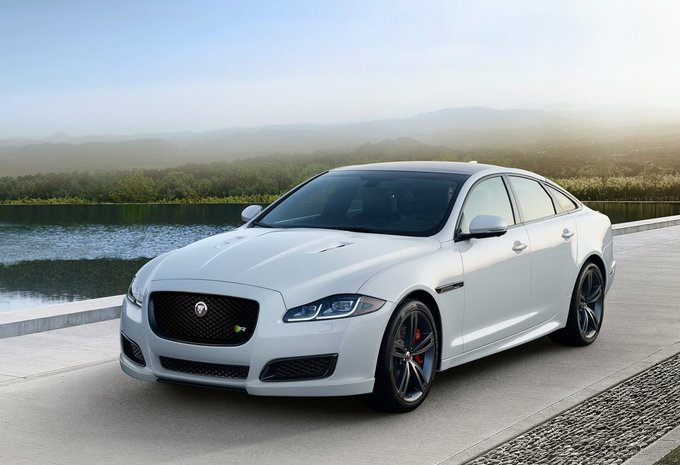 jaguar xj 3 0 v6 compres 4x4 r sport 2017 prix. Black Bedroom Furniture Sets. Home Design Ideas