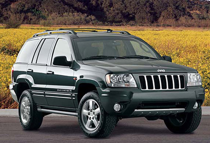 jeep grand cherokee 2 7 crd limited 1999 prix moniteur automobile. Black Bedroom Furniture Sets. Home Design Ideas