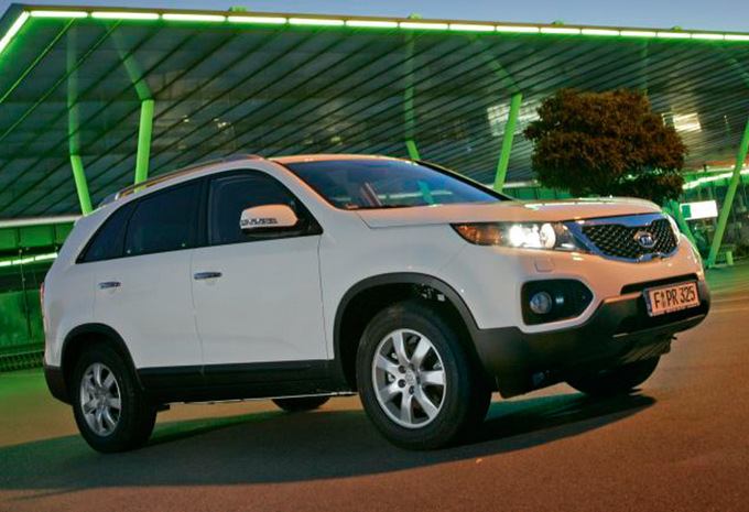 kia sorento 2 0 crdi 4wd executive 2009 prix moniteur automobile. Black Bedroom Furniture Sets. Home Design Ideas