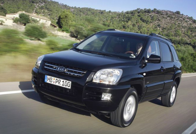 kia sportage 5p 2 0 crdi active 4wd 2004 prix moniteur. Black Bedroom Furniture Sets. Home Design Ideas