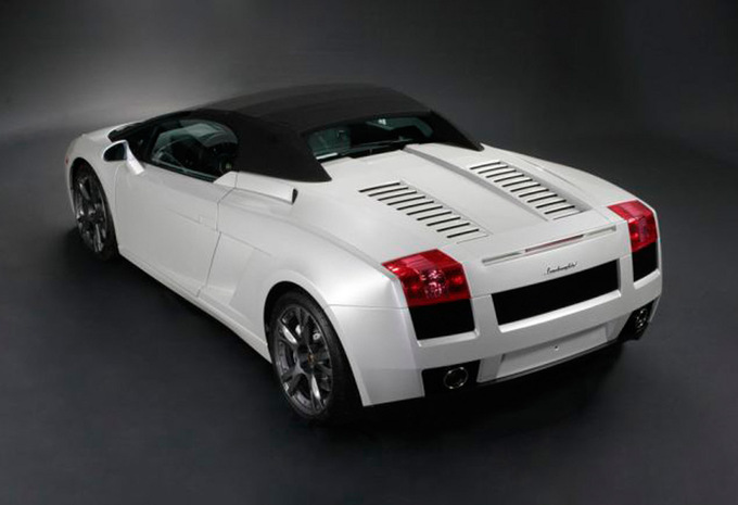 lamborghini gallardo roadster 5 2 v10 lp560 4 2006 prix moniteur automobile. Black Bedroom Furniture Sets. Home Design Ideas