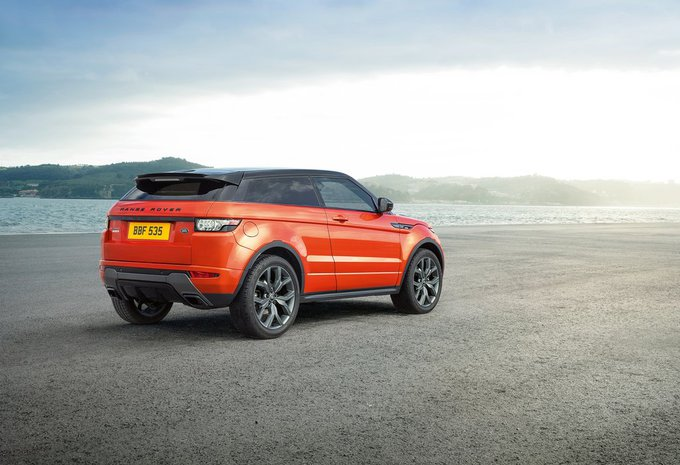 land rover range rover evoque 3p si4 177kw hse coup 4wd. Black Bedroom Furniture Sets. Home Design Ideas