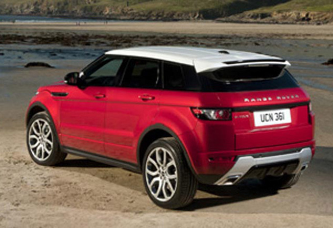 land rover range rover evoque 5p si4 prestige 2011 prix. Black Bedroom Furniture Sets. Home Design Ideas