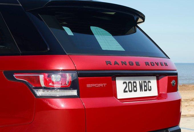 land rover range rover sport 5 0 v8 supercharged svr 2017 prix moniteur automobile. Black Bedroom Furniture Sets. Home Design Ideas