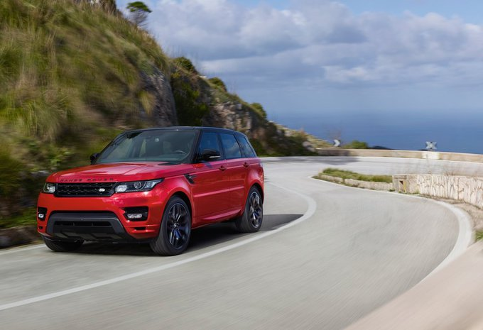 land rover range rover sport 5 0 v8 supercharged svr 2017. Black Bedroom Furniture Sets. Home Design Ideas