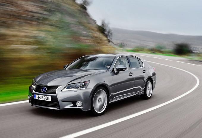 Prijs Lexus GS GS 300h Business Edition (2017) - AutoWereld