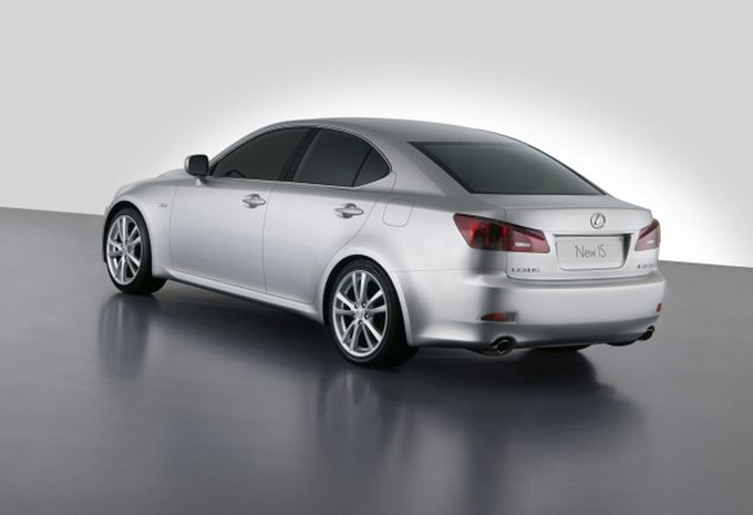 lexus is is 220d executive 2005 prix moniteur automobile. Black Bedroom Furniture Sets. Home Design Ideas
