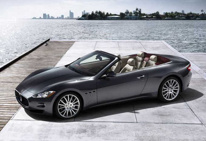 maserati grancabrio grancabrio sport 2010 prix. Black Bedroom Furniture Sets. Home Design Ideas