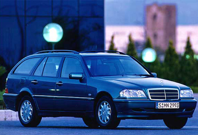 prijs mercedes benz c klasse break c 220 cdi 1996 autogids. Black Bedroom Furniture Sets. Home Design Ideas