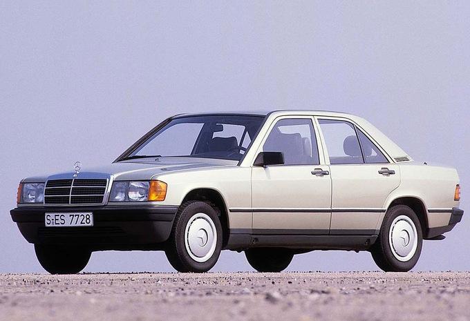 mercedes benz classe e berline e320 1985 prix moniteur automobile. Black Bedroom Furniture Sets. Home Design Ideas