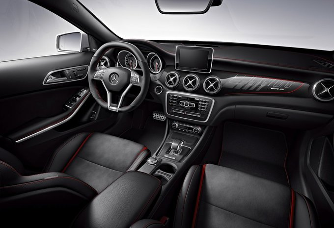 sp cifications techniques mercedes benz classe gla gla 180 cdi edition 1 2015 moniteur. Black Bedroom Furniture Sets. Home Design Ideas